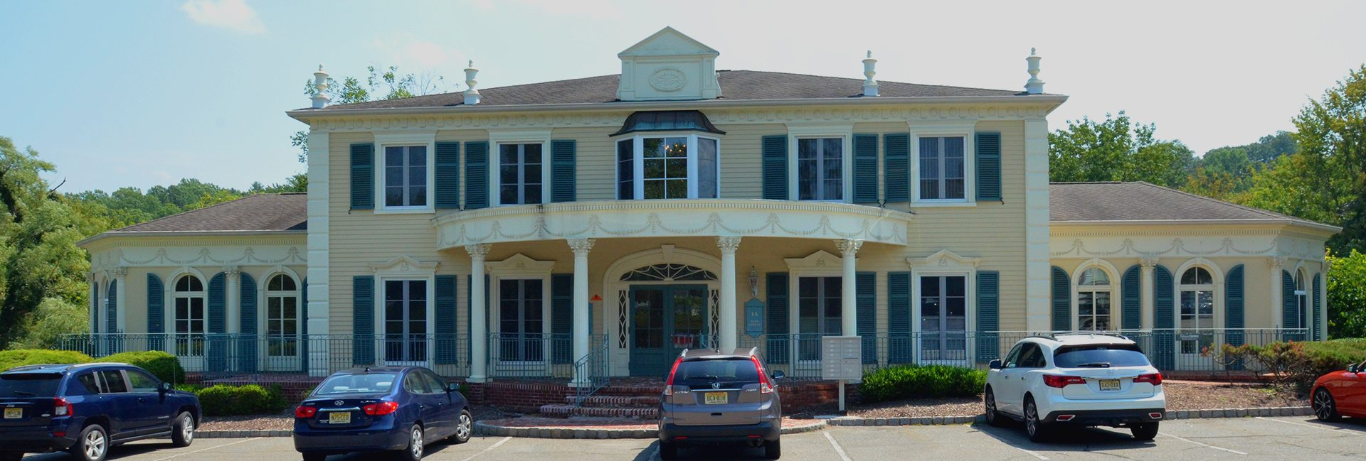 1A Main St Office Complex in Sparta NJ - Front View